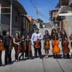 Orquestas de La Carpio tomarán lugar en el Teatro Nacional este martes