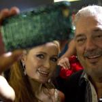 "Hijo de Fidel Castro se hizo un ""selfie"" con Paris Hilton"