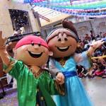 Museo de los Niños cerró celebración de su 21 aniversario con un gran queque y canto