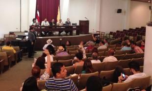 Asambleístas del PAC en desacuerdo con firma de alianza con el Frente Amplio y sindicatos