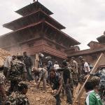 Sitios históricos de Nepal quedaron en ruinas, vea las imágenes