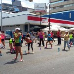 Domingos sin humo...pero llenos de actividades y alegría en el Paseo Colón