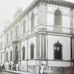 La Costa Rica de Ayer en la antigua imprenta