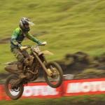 Castro y Chaves ganan la segunda fecha del Campeonato Nacional de Motocross