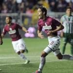 Jonathan Moya se convirtió en el hombre gol del Saprissa y del Torneo de Verano
