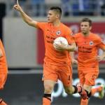 Óscar Duarte sacudió las redes en el fútbol de Bélgica