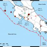 Marzo cerró con un total de 353 sismos, aunque solo se percibieron 15