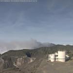 Volcán Turrialba muestra una evolución en su comportamiento, asegura experto