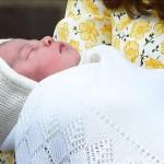 Guillermo y Catalina llaman a su hija Carlota Isabel Diana