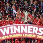 El Sevilla alcanza la gloria con su cuarto título de la Liga Europa