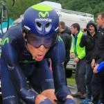 Andrey Amador continúa firme y no cede terreno en la etapa reina del Giro de Italia