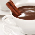 Para las tardes o noches frías: un chocolate caliente a la italiana