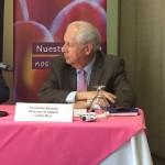 Economista Fernando Naranjo asume como director general para Costa Rica de la aerolínea Volaris