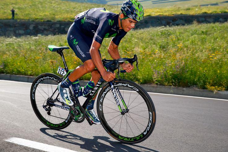 ¡Grande! Andrey Amador completa una intensa etapa y amarra su histórico cuarto lugar