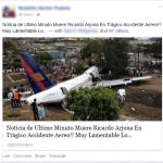 Noticia falsa sobre la muerte de Ricardo Arjona es un virus que roba información sensible