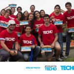 Cinco mil voluntarios saldrán a las calles en búsqueda de su colaboración en la #ColectaTecho