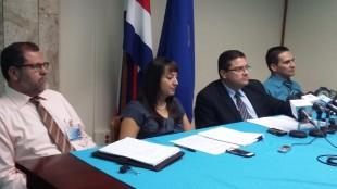 Comisión que estudia caso de Hospital México encuentra problemas de gestión y debilidades en listas de espera