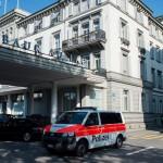 La detención de Eduardo Li en el hotel, transcurrió en paz y fue discreta