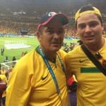 """Hijo de Jorge Luis Pinto: """"Li no fue honesto con mi papá y tampoco con Costa Rica"""""""