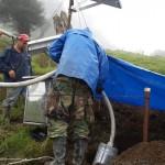 Roban equipo científico del Ovsicori con valiosa información sobre el volcán Turrialba