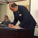 Presidente firmó declaratoria de emergencia nacional para atender daños tras lluvias en el Caribe