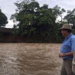 Presidente Solís anuncia crédito de $30 millones para atender emergencia en el Caribe