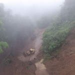 Al menos 13 rutas nacionales afectadas por intensas lluvias de los últimos días