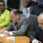 Diputados buscan elegir hoy entre perfiles para sustituir a exmagistrado Óscar González