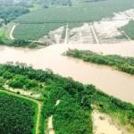 CNE baja alerta en la zona Norte, Caribe, Turrialba y Sarapiquí