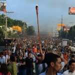 La corrupción prende la mecha en Centroamérica