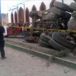 20 peregrinos muertos y 36 heridos tras ser atropellados por un camión en México