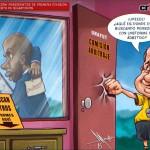 crToons: ¡Arbitraje sin solución! Presidentes de Primera División no aceptaron propuesta de silbateros