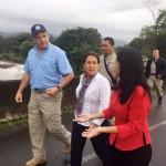 Ministra de Educación teme aumento de deserción en el Caribe tras paso de onda tropical