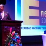 Presidente defiende acciones para bajar gasto y autoridad moral para pedir impuestos