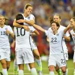 ¡Estados Unidos reina en el fútbol femenino!