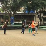 ¡Este domingo es sin humo en el Parque de Las Garantías Sociales!