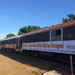Municipalidad de Alajuela completó millonaria suma para acelerar llegada del tren