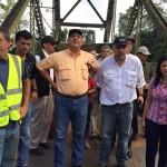 Presidente apura a instituciones para que inventario de daños por lluvias esté antes de dos meses