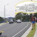 Seis consejos para que la seguridad vial lo acompañe en esta romería