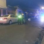 Balacera deja una mujer herida esta noche en Guadalupe