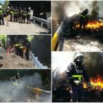 Detienen cinco manifestantes más en segundo bloqueo en puente La Gallada en Paquera