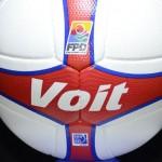 Campeonato Nacional tendrá un balón exclusivo de la marca Voit
