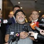"""Diego Maradona acusa a su exesposa de """"ladrona"""" y advierte que podría """"ir presa"""""""