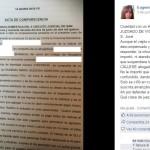 Por publicación en Facebook, Jueza querella a Presidenta de Fundiapho