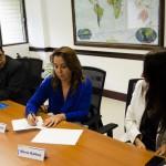 Afiliados de Cadexco firmaron convenio con el Incae para mejorar su capacitación