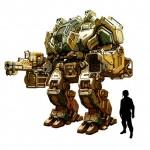 Duelo de titanes entre robots de Japón y EE. UU.