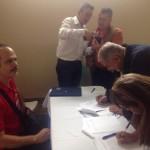 En el San Juan de Dios recolectan firmas para presionar con construcción de torre médica