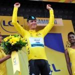 El alemán Tony Martin tuvo jornada redonda: etapa y liderato del Tour de Francia
