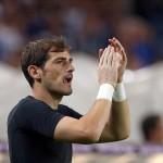 Casillas rompe el silencio y habla de David De Gea