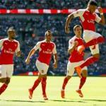 El Arsenal se proclama bicampeón de la Community Shield